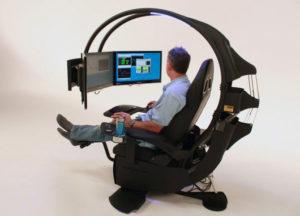 Чудо кресло для геймера