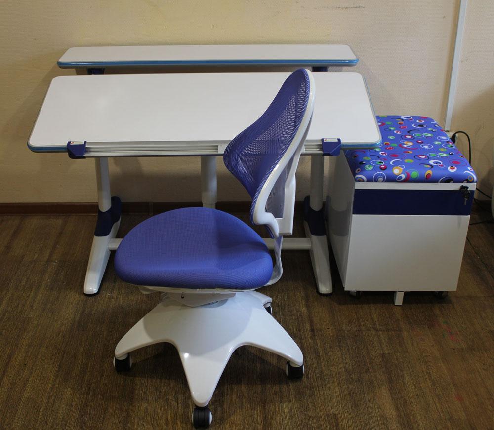 Детское кресло без подлокотников