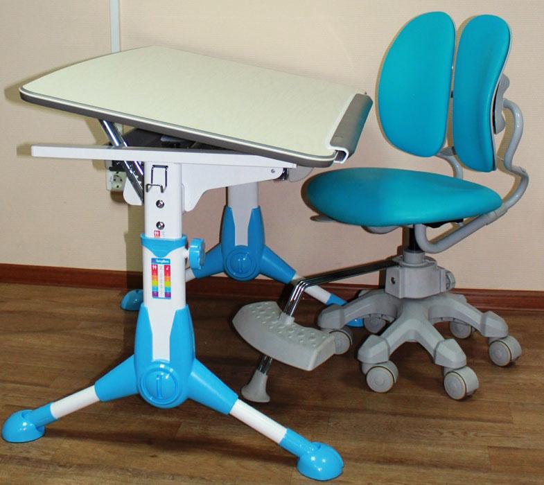 Детское кресло с сегметной спинкой
