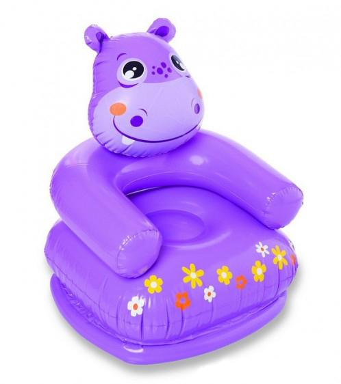 Детское надувное кресло