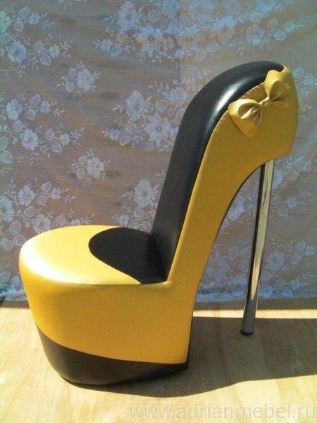 Дизайнерский вид мебели