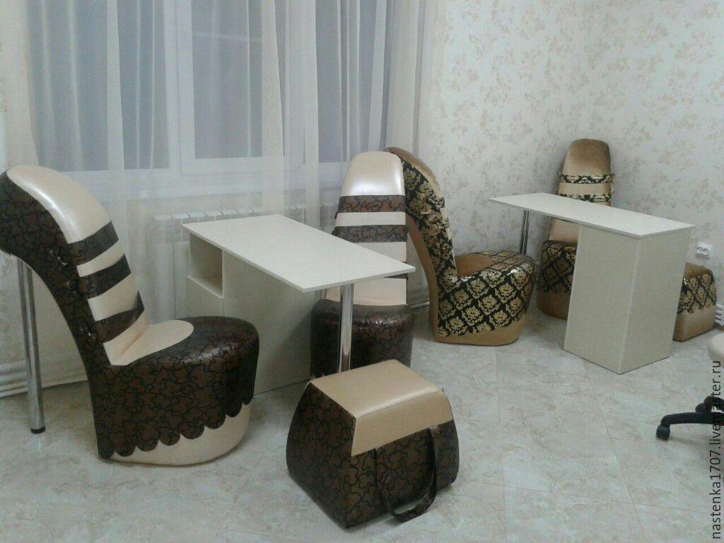 Для какого стиля подойдет кресло туфелька