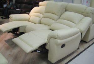 Двухместное кресло реклайнер