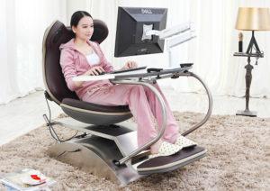 Эргономичные комфортные компьютерные кресла