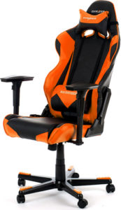 Геймерское кресло яркого цвета