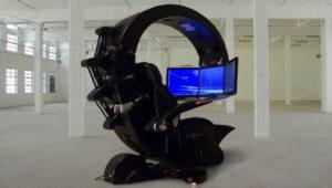 Идеальное геймерское кресло