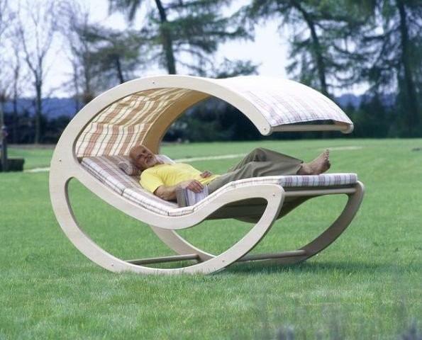Идеальное кресло качалка