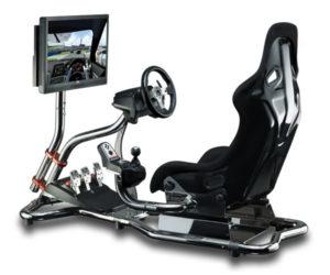 Игровое гоночное кресло