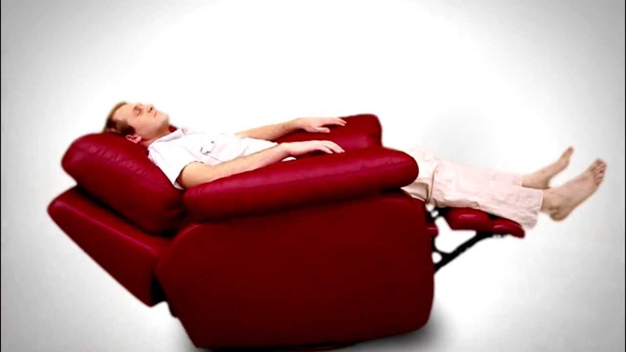 Как отдохнуть в кресле реклайнере