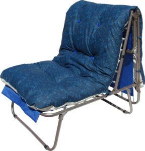 Компактное кресло раскладушка