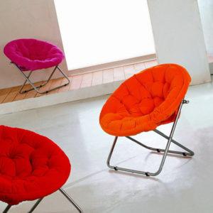 Компактные складные кресла