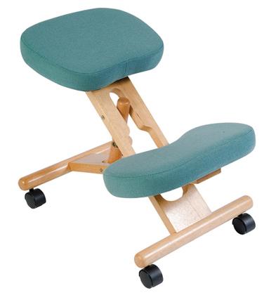 Компактный ортопедический стул