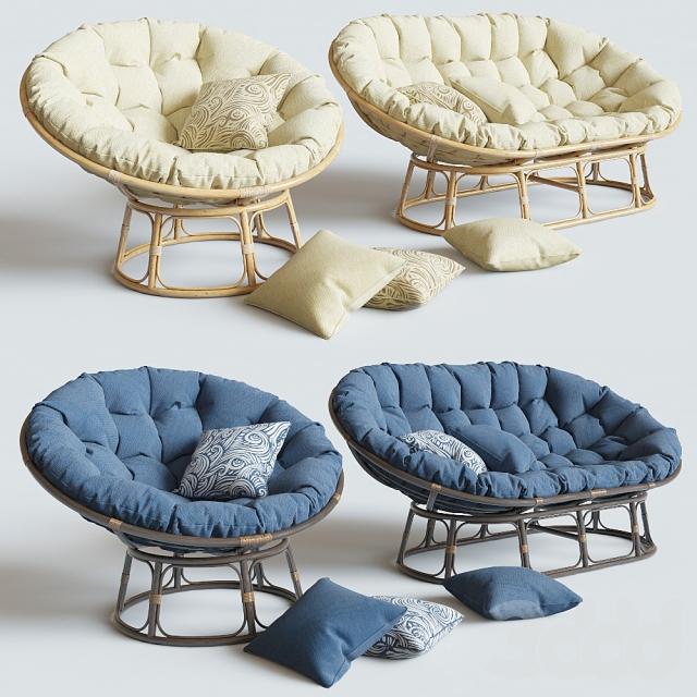 Комплекты кресло и диван