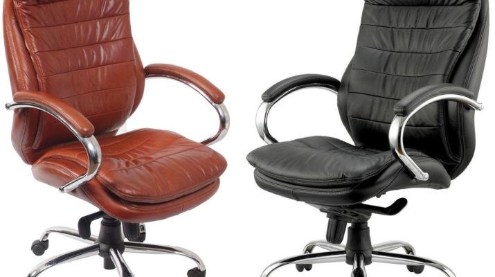 Кожаные кресла для руководителей