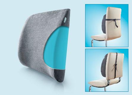 Крепление ортопедической подушки