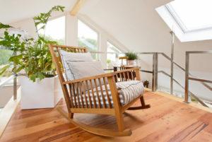 Кресла качалки - виды и особенности