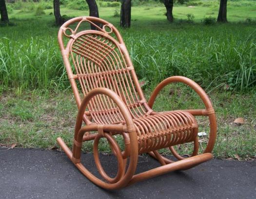 Кресла качалки - виды и способы изготовления своими руками