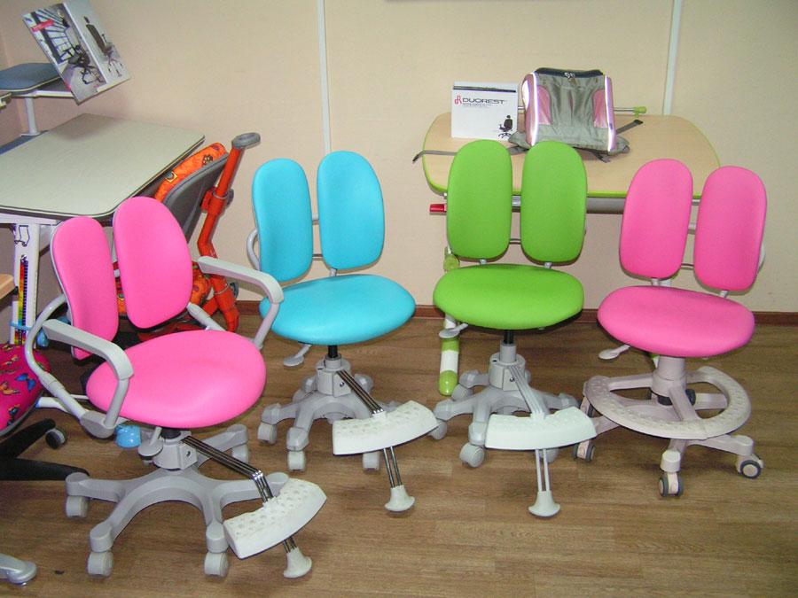 Кресла компьютерные для школьников