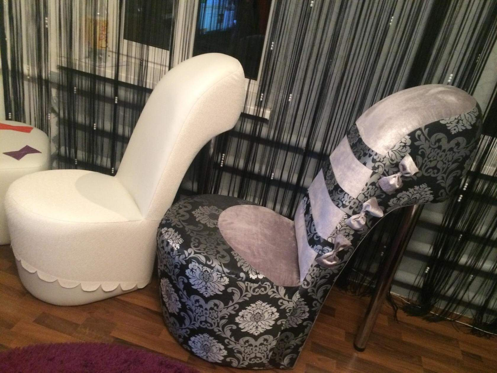 Кресла туфельки