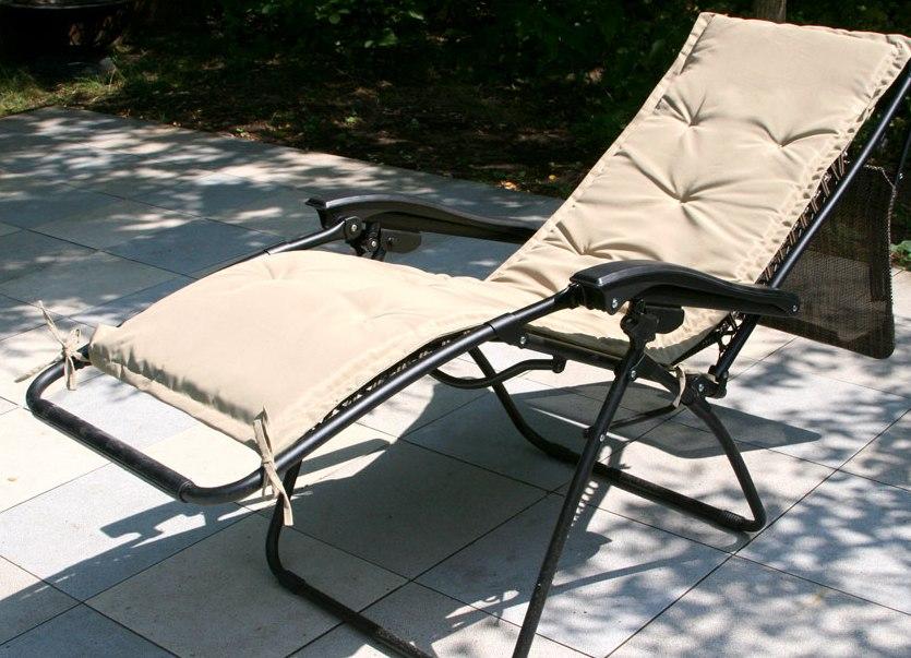 Кресло для полулежачего положения