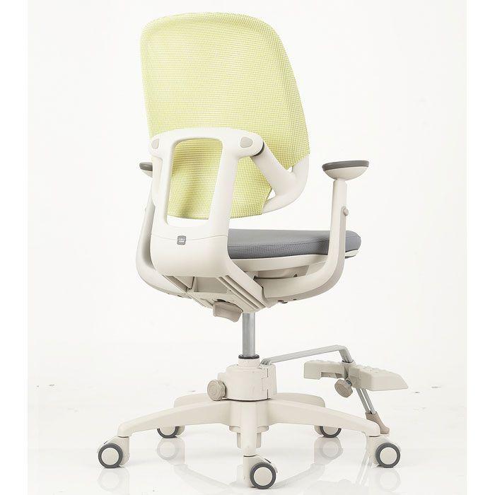 Кресло для школьника, вид сзади