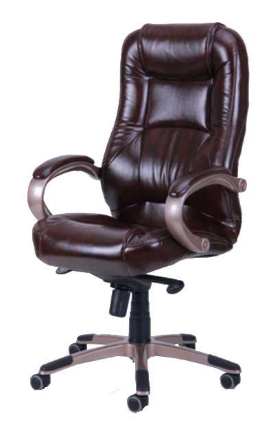 Кресло из кожи