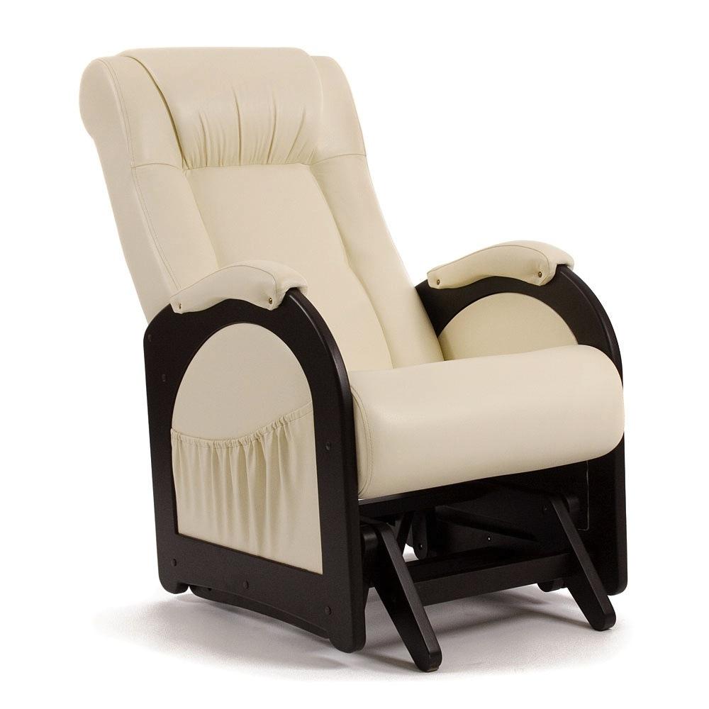 Кресло качалка глайдер без декоративной косички