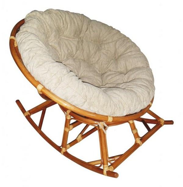 Кресло качалка папасан
