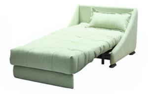 Кресло кровать экономит пространство и деньги
