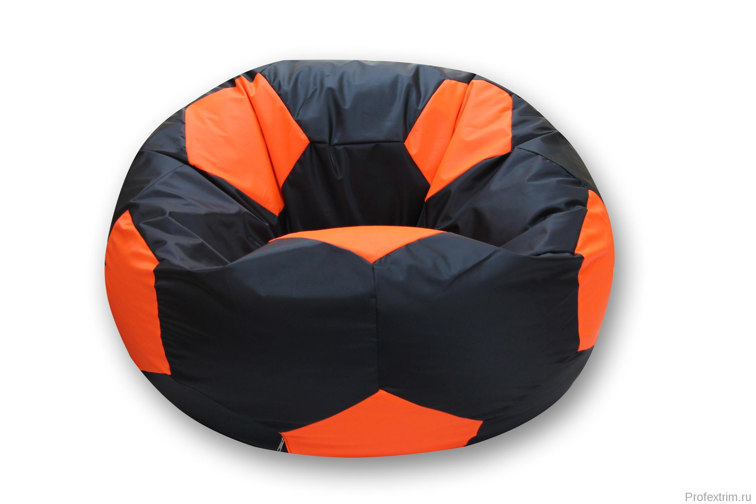 Кресло мешок мяч футбольный 155