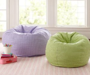 Кресло мешок считается отличной альтернативой дивану или кровати