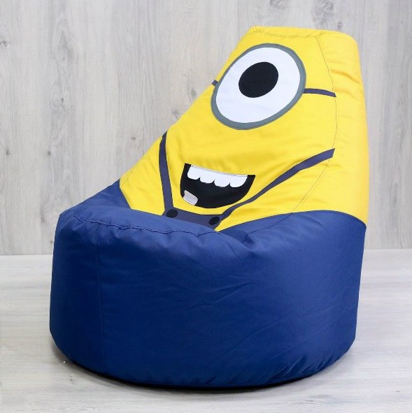 Кресло мешок в форме любимого персонажа