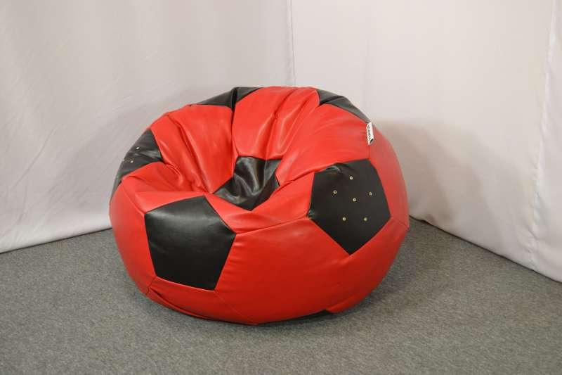 Кресло мяч из искусственной кожи