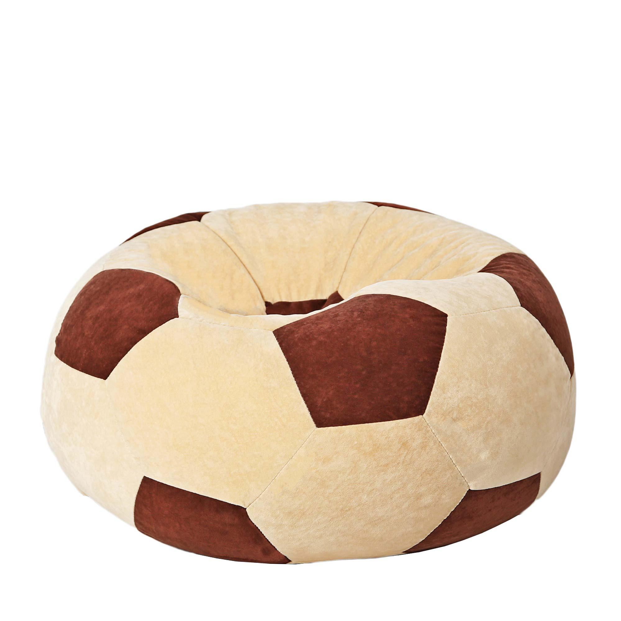 Кресло мяч велюр