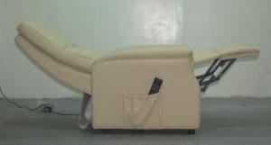 Кресло реклайнер проводное