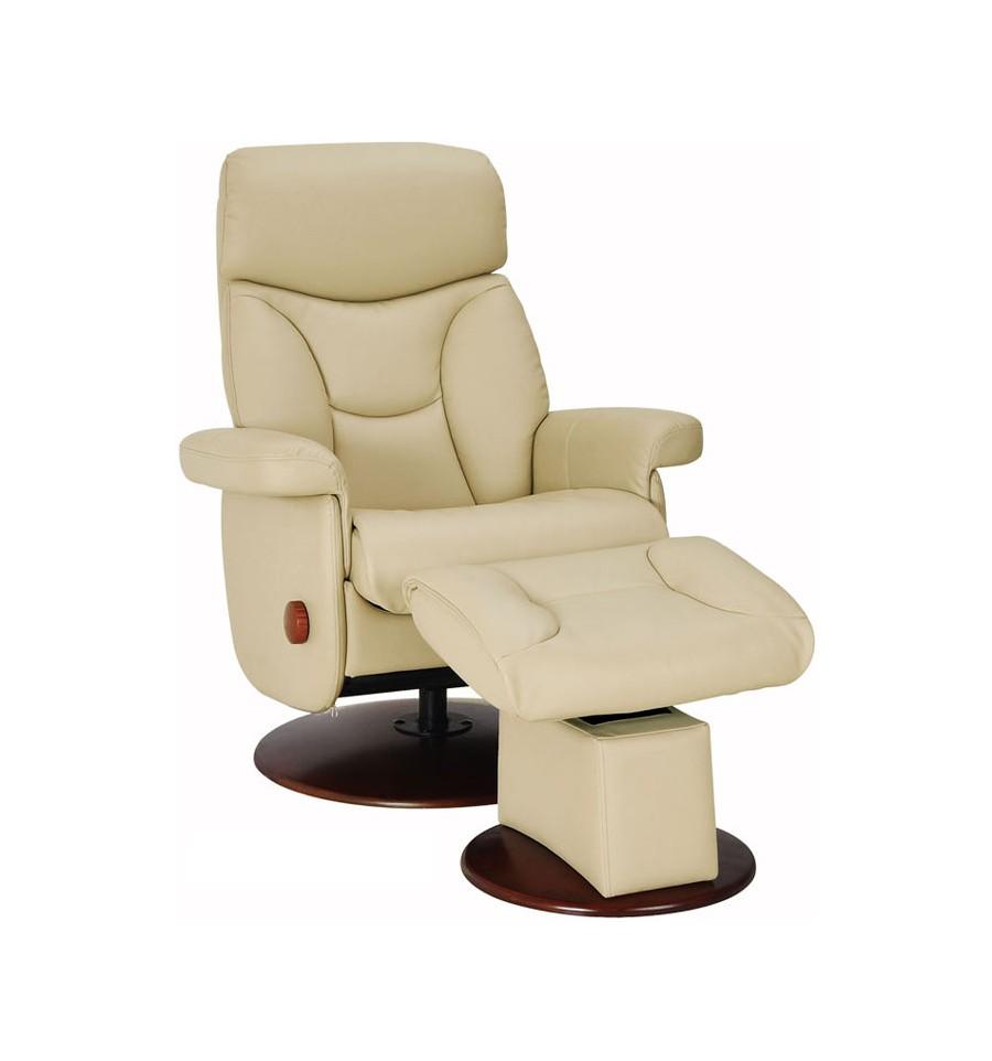 Кресло реклайнер с основание
