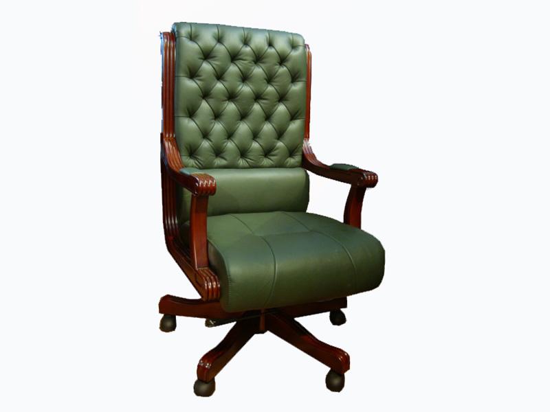 Кресло руководителя необычной расцветки