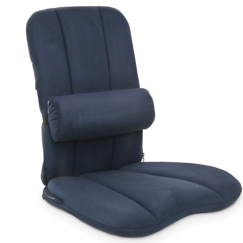 Кресло с валиками