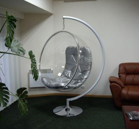 Кресло шар в интерьере