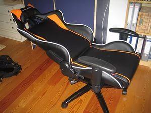 Кресло в разложенном виде