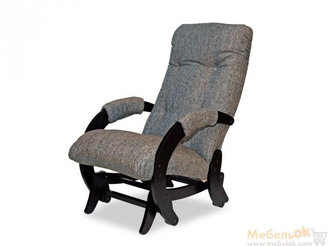 Кресло в сером цвете