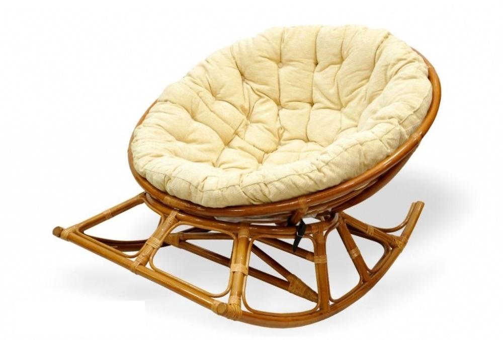 Кресло в виде качалки
