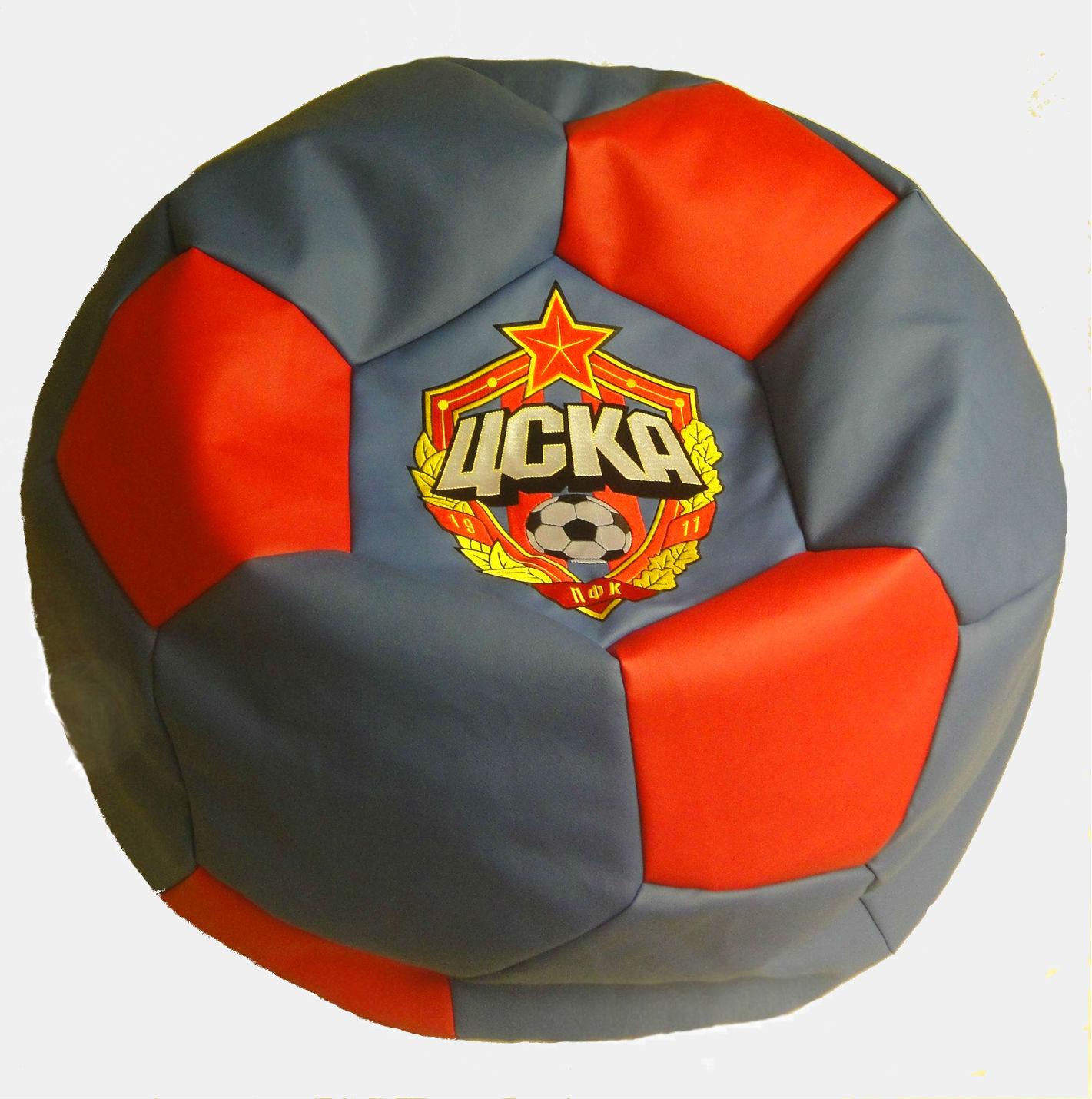 Кресло в виде мяча любимой команды