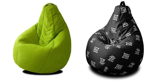 Как самому сделать кресла-мешки