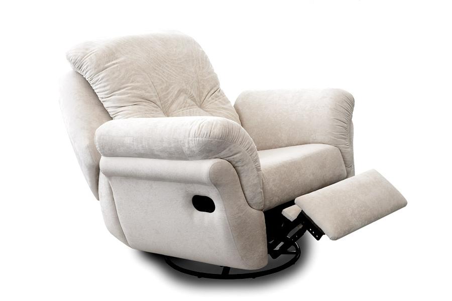 Мягкое кресло глайдер