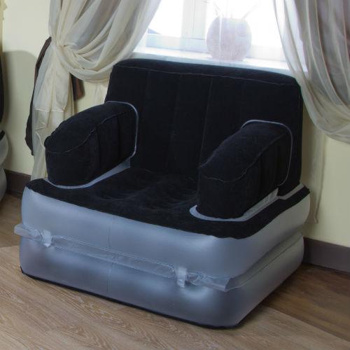 Надувное кресло для отдыха
