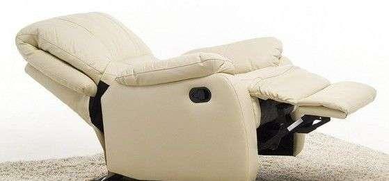 Новые кожаные кресла реклайнер