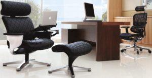 Офисное кресло реклайнер