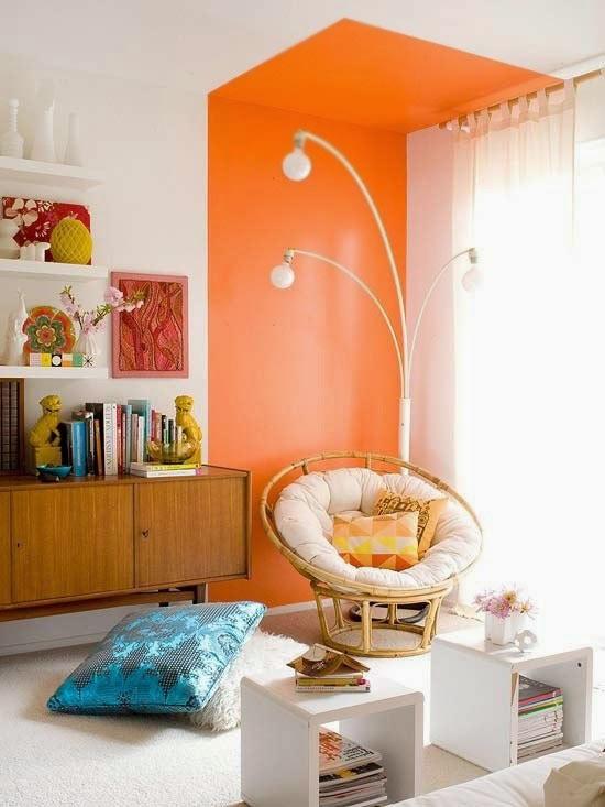 Оригинальное кресло папасан