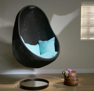 Оригинальный вариант кресла